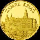 Front side Zamek Książ Złoty Dolny Śląsk