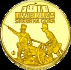 Front side Twierdza Srebrna Góra Złoty Dolny Śląsk