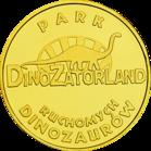 Back side of Zatorland - Park Dinozaurów w Zatorze Złota Małopolska
