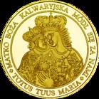 Front side Sanktuarium Pasyjno-Maryjne  w Kalwarii Zebrzydowskiej Złota Małopolska
