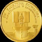 Front side Sanktuarium Bożego Miłosierdzia w Krakowie - Łagiewnikach Złoty Kraków