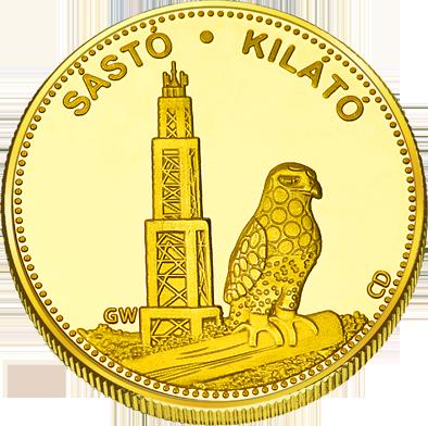 Front side Sástó kilátó Golden Hungary