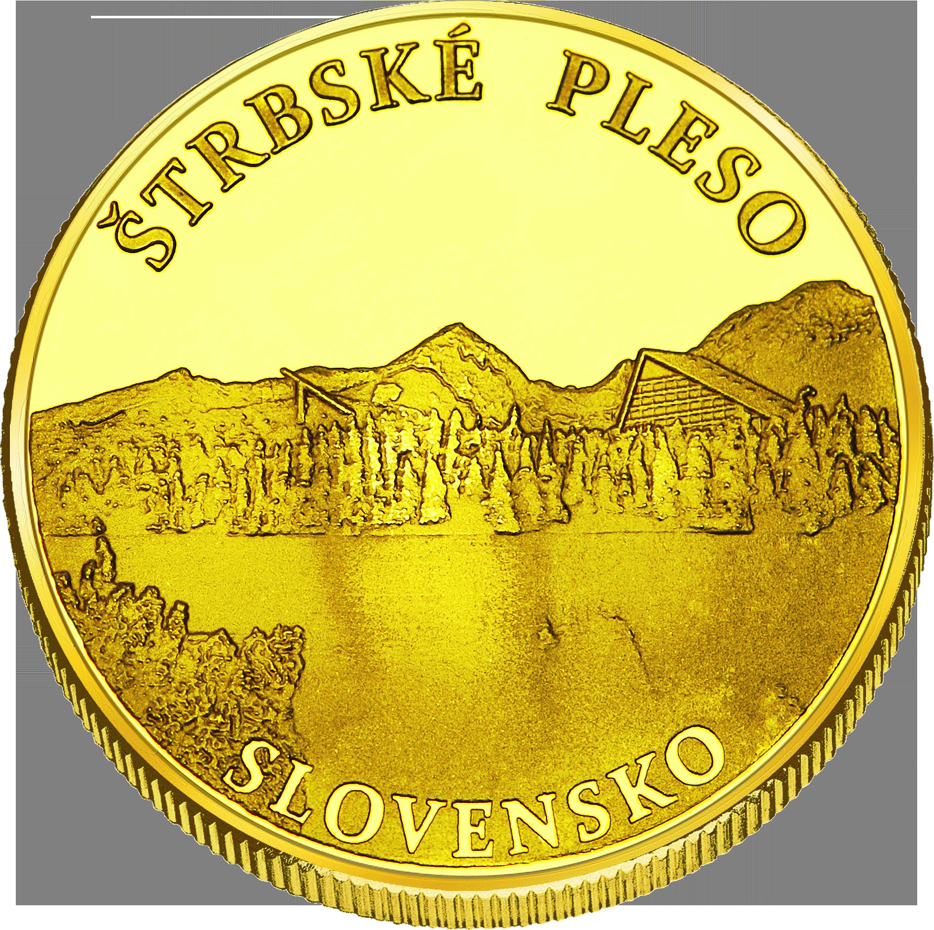 Front side Štrbské Pleso Golden Slovakia
