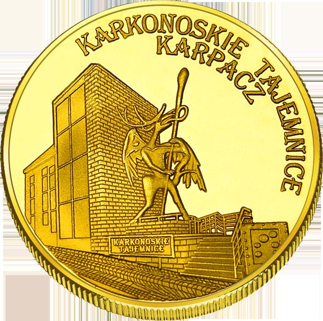 Front side Karkonoskie Tajemnice Złoty Dolny Śląsk