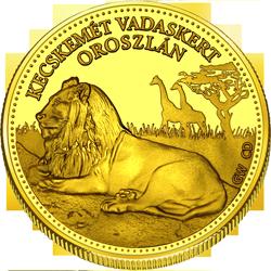 Front side  Kecskeméti Vadaskert Golden Hungary