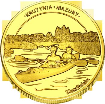 Front side Spływ rzeką Krutynią AS - TOUR Złote Warmińsko-Mazurskie