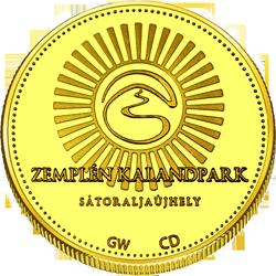 Front side Zemplén Kalandpark Golden Hungary