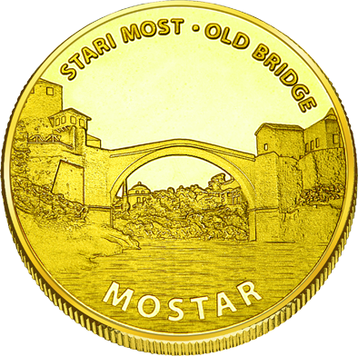 Front side Međunarodni aerodrom Mostar Golden Bosna i Hercegov.