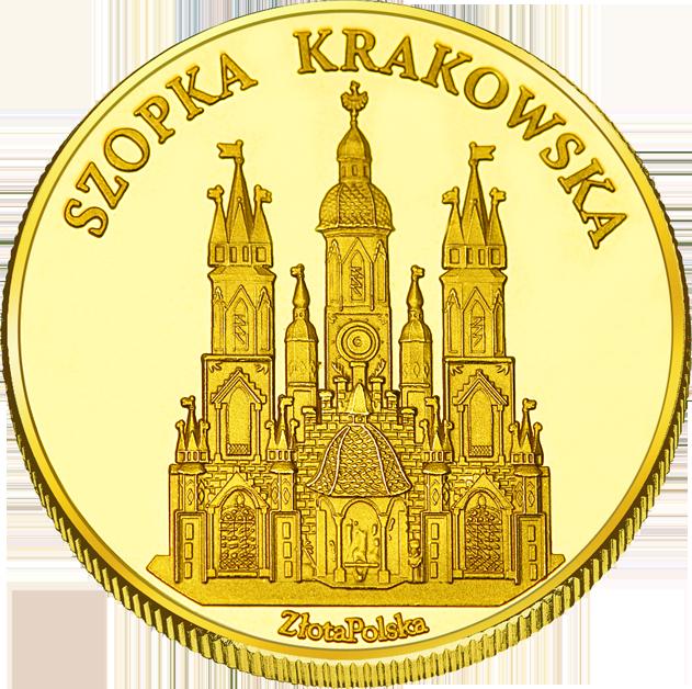 Front side Szopka Krakowska w Krakowie Złote Małopolskie