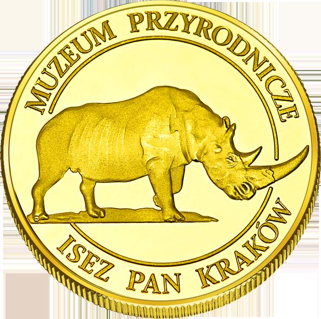 Front side Muzeum Przyrodnicze w Krakowie Złote Małopolskie