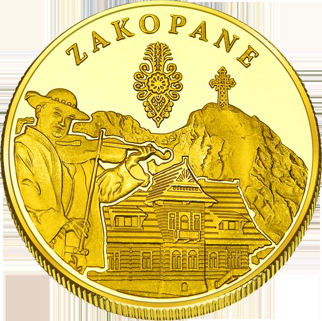 Front side Zakopane Złote Małopolskie