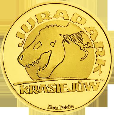 Front side JuraPark w Krasiejowie Złote Opolskie