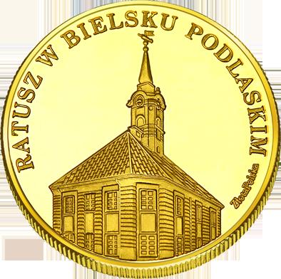 Front side Muzeum Podlaskie - Muzeum w Bielsku Podlaskim Złote Podlaskie
