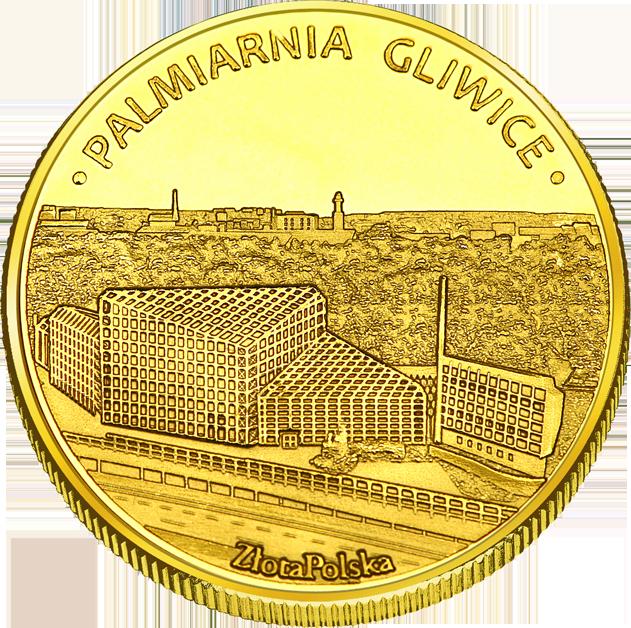 Front side Palmiarnia Gliwice Złote Śląskie