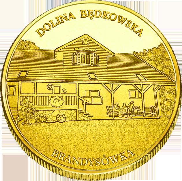Front side Brandysówka Złote Małopolskie