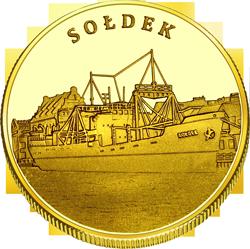 Front side Sołdek Złote Pomorskie