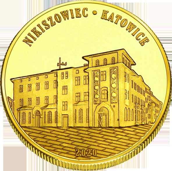 Front side Nikiszowiec Złote Śląskie