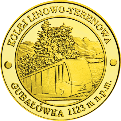 Front side PKL Gubałówka w Zakopanem Złote Małopolskie