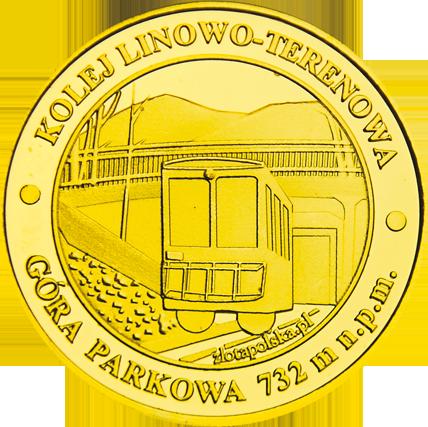 Front side PKL Góra Parkowa Krynica Złota Małopolska