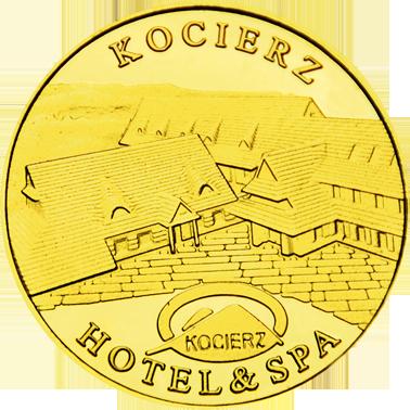 Front side Hotel&Spa Kocierz Przełęcz Kocierska 750m n.p.m. Złota Małopolska