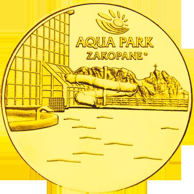 Front side Aqua Park w Zakopanem Złota Małopolska
