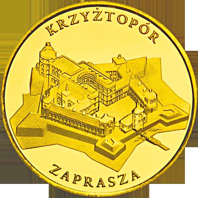 Front side Zamek Krzyżtopór w Ujeździe Złote Zamki i Pałace