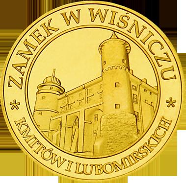 Front side Zamek w Wiśniczu Złote Zamki i Pałace