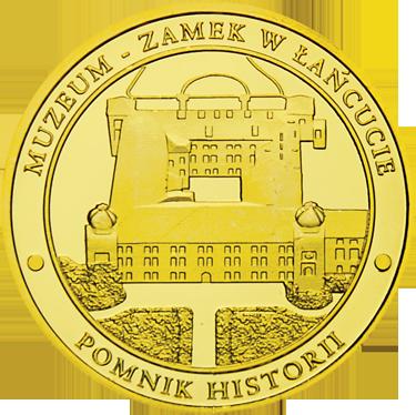 Front side Zamek w Łańcucie Złote Zamki i Pałace
