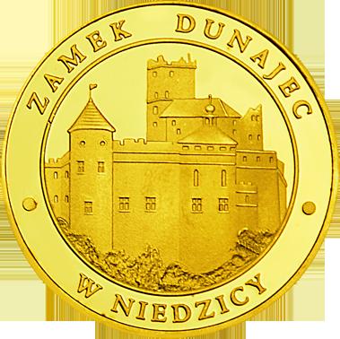 Front side Zamek Dunajec w Niedzicy Złote Zamki i Pałace
