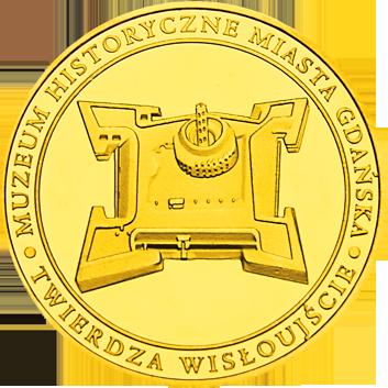 Front side Twierdza Wisłoujście w Gdańsku Złote Pomorskie