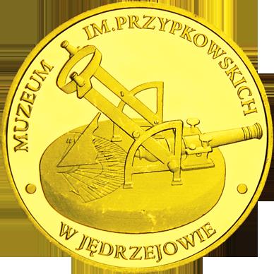Front side Muzeum im. Przypkowskich w Jędrzejowie Złote Świętokrzyskie