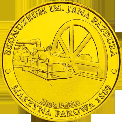 Front side Ekomuzeum w Starachowicach Złote Świętokrzyskie