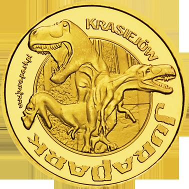 Front side JuraPark Krasiejów Inne Złote Miejsca