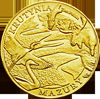 Front side Rzeka Krutynia Złota Warmia i Mazury