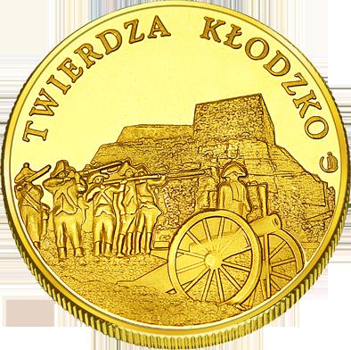 Front side Twierdza Kłodzko Złote Dolnośląskie