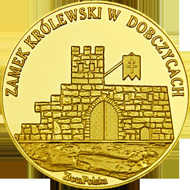 Front side Zamek Królewski w Dobczycach Złote Małopolskie