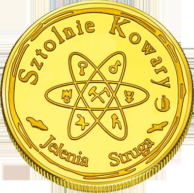 Front side Podziemna Trasa Turystyczno - Edukacyjna Kopalnia Liczyrzepa - Sztolnie Kowary Złote Dolnośląskie