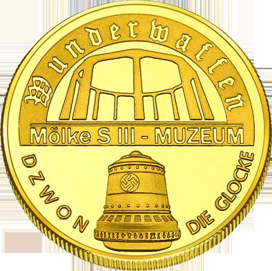 Front side Muzeum Techniki Militarnej - Riese - Molke Złote Dolnośląskie