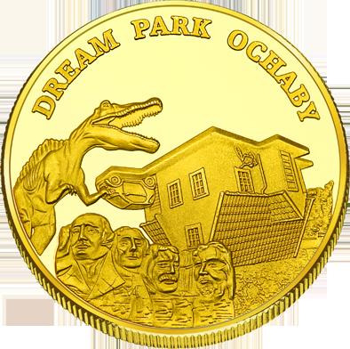 Front side Dream Park Ochaby Złote Śląskie
