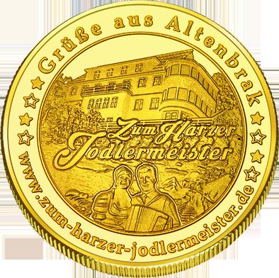 Front side Jodlermeister Golden Germany