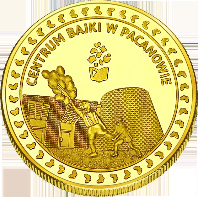 Front side Europejskie Centrum Bajki im. Koziołka Matołka Złote Świętokrzyskie