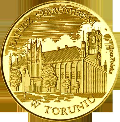 Front side Muzeum Okręgowe w Toruniu Ratusz Staromiejski Złoty Toruń