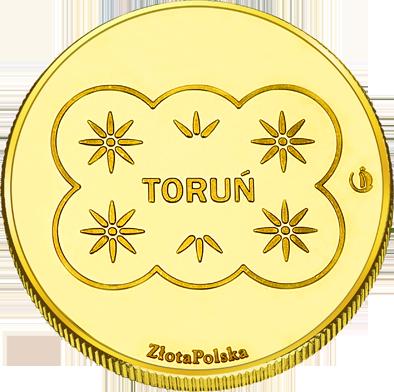 Front side Muzeum Toruńskiego Piernika w Toruniu Złoty Toruń