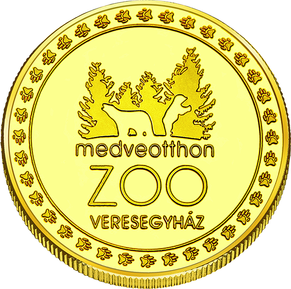Back side of Medveotthon Veresegyházi  Golden Hungary