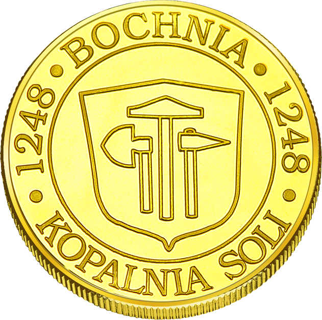 Back side of Kopalnia Soli w Bochni Złote Małopolskie