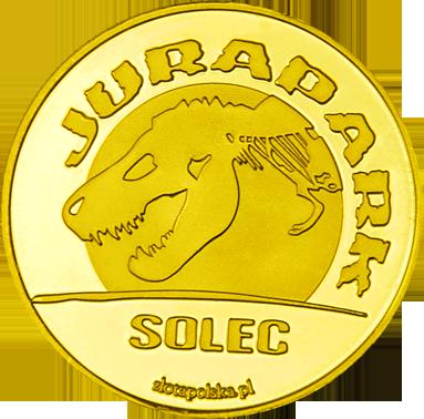 Back side of JuraPark w Solcu Kujawskim Złote Kujawsko - Pomorskie