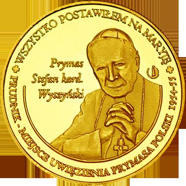 Back side of Sanktuarium św. Józefa - Prudnik Las Złote Opolskie