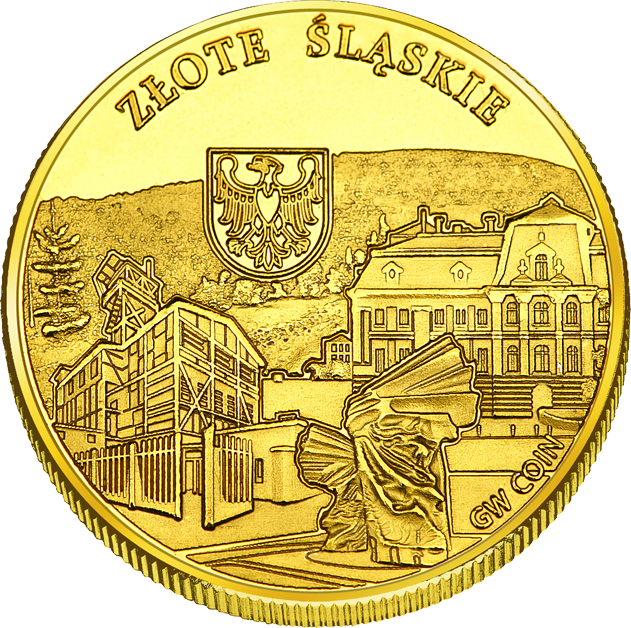 Back side of Palmiarnia Gliwice Złote Śląskie
