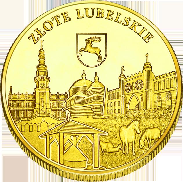 Back side of Kazimierz Dolny - Rynek Złote Lubelskie