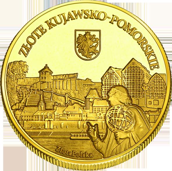 Back side of Mysia Wieża w Kruszwicy Złote Kujawsko - Pomorskie